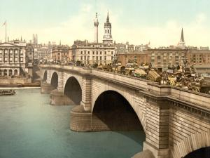 London Bridge is Falling Down - the 19th Century Bridge